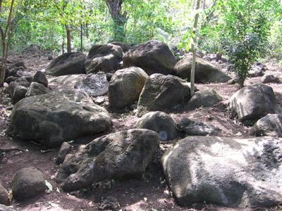Ometepe Island Ancient Spirals