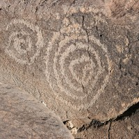 Perry Tank Canyon Indian Ruins and Petroglyphs1 200x200 Ancient Spirals