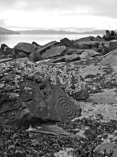 Petroglyphs in Southeast Alaska