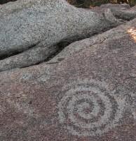Prescott Petroglyph1 194x200 Ancient Spirals
