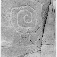 Pueblo Bonito Petroglyph On Fajada Butte Solar Aspects1 200x200 Ancient Spirals