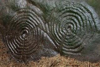 Rock Art Spiral 2