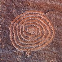Spiral Glyph 200x200 Ancient Spirals