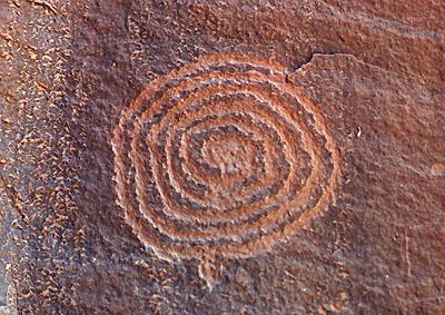 Spiral Glyph