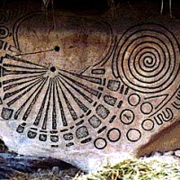 Sundial from Knowth1 200x200 Ancient Spirals