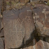 Taos Rock Art Petroglyphs 21 200x200 Ancient Spirals