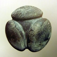 Towie Carved Stone Ball found in Scotland 2400 BC1 200x200 Ancient Spirals