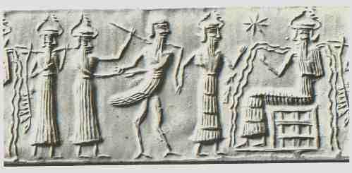 Ufo Extraterrestrial Hieroglyphs -Sumerian Ancient Aliens