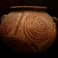 Vase Nagada II Musée de Laon1 200x200 Ancient Spirals
