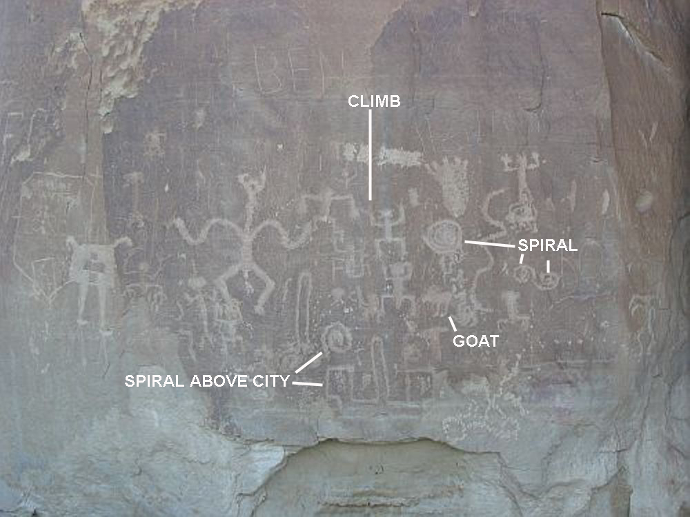 ancient wall art petroglyphs 5