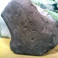 comet stone petroglyph1 200x200 Ancient Spirals