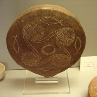 cycladic pottery Ancient Greece1 200x200 Ancient Spirals