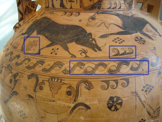 eleusinian amphora