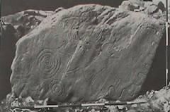 knowth ancient irish spiral