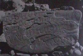 knowth pre-historic irish stone