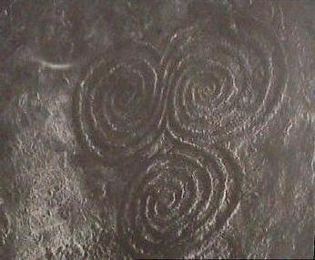 newgrange spiral