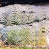 newgrange spirals1 200x200 Ancient Spirals
