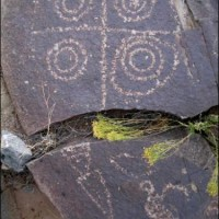 petroglyph native american 21 200x200 Ancient Spirals