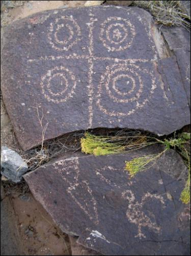 petroglyph native american 2