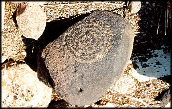 prehistoric Hohokam art