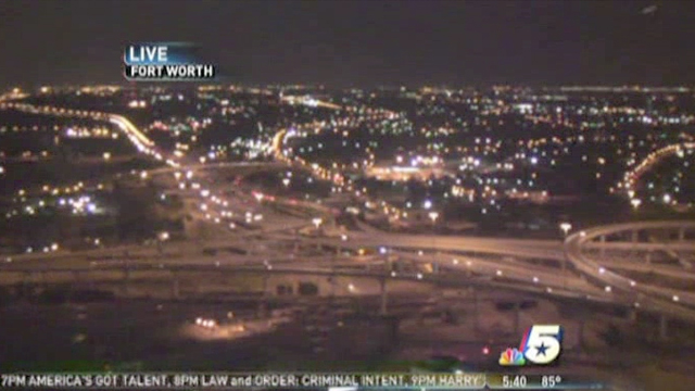 sky cam fort worth tx nbc news ufo spotted UFO spotted in LIVE NBC News SkyCam at Fort Worth, TX
