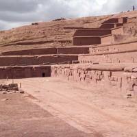 Akapana Pyramid Bolivia Pumapunku 200x200 Pumapunku