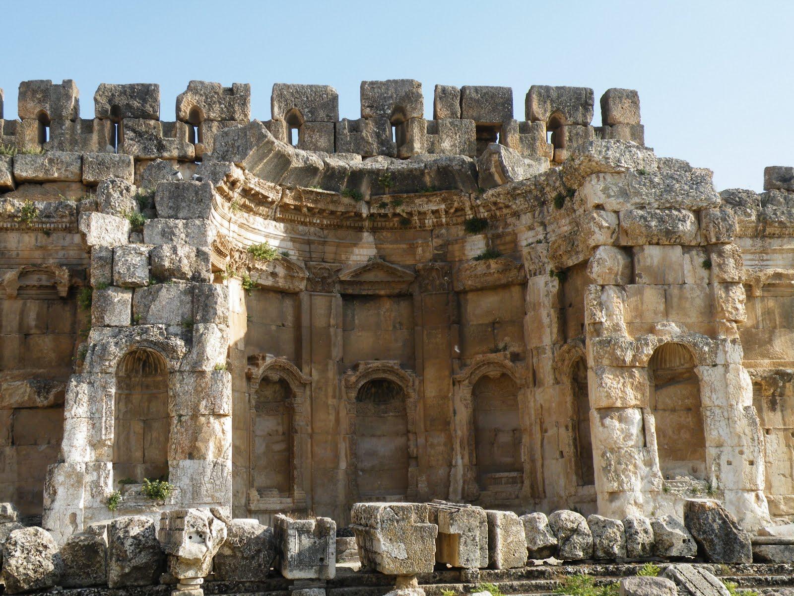 Aleppo Baalbek