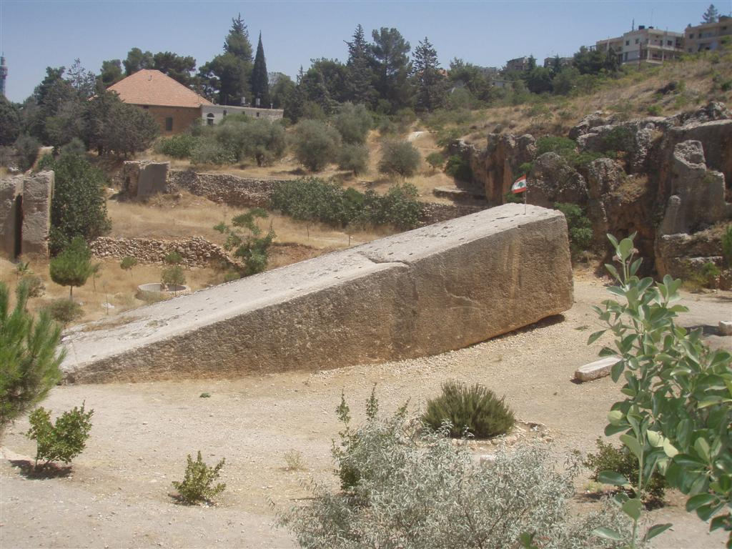 Ancient Aliens Lost Technology of Baalbek