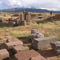 Ancient Devistation Andes Mountains Pumapunku 200x200 Pumapunku