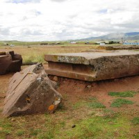 Ancient Devistation Destroyed city of Pumapunku 200x200 Pumapunku