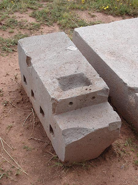 Ancient Mystery of Pumapunku Stone Masons Advanced Technology