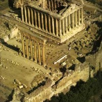 Ancient Roman Temple on site of Baalbek 200x200 Baalbek