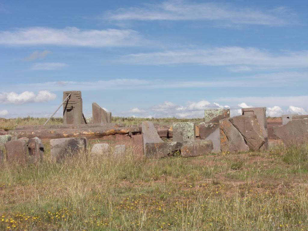 Ancient Ruins of Pumapunku
