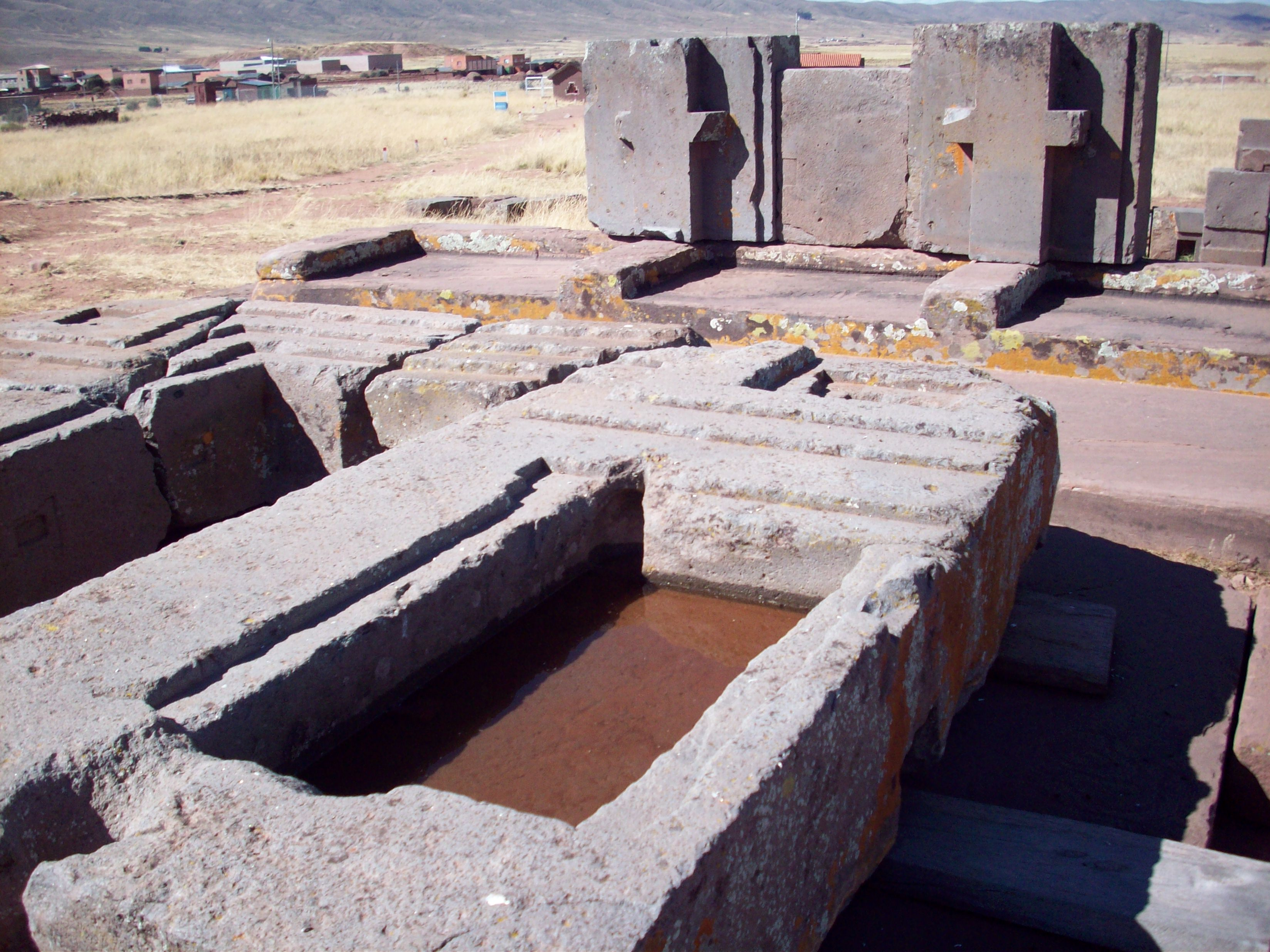 Ancient Structure Pumapunku
