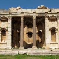 Baalbek Alcove of Great Courtyard 200x200 Baalbek