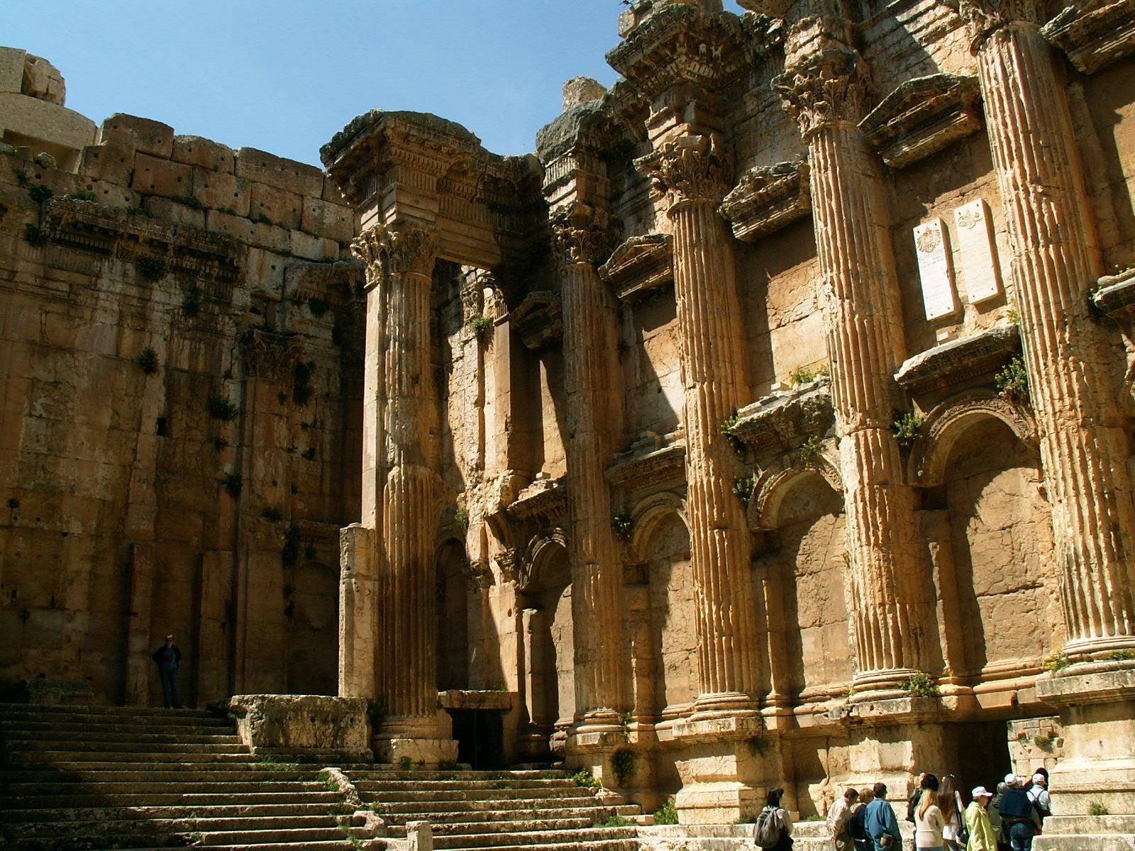 Baalbek Ancient City