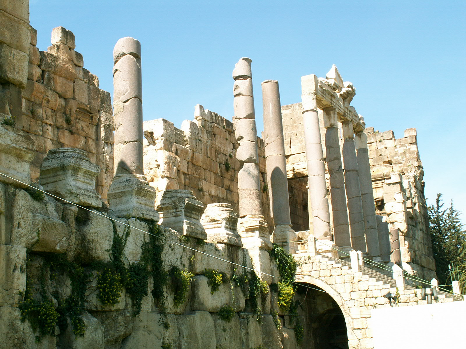 Baalbek Ancient Engineering