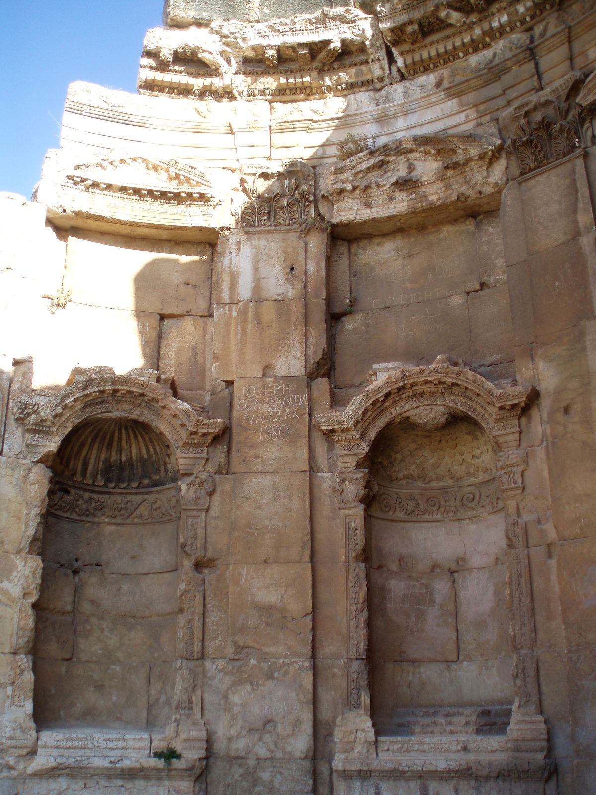 Baalbek Ancient History Ancient Aliens