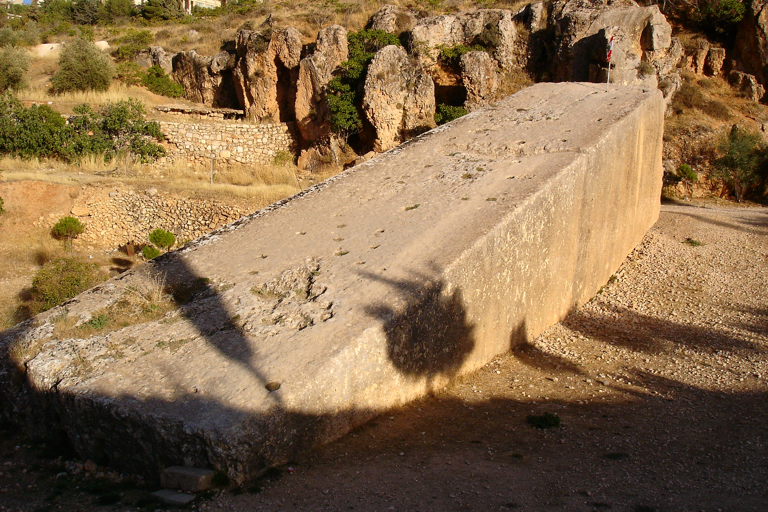 Baalbek Ancient Technology Massive Stone Megalith
