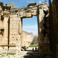 Baalbek Courtyard Ancient Mystery 200x200 Baalbek