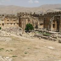 Baalbek Courtyard Ruins 200x200 Baalbek