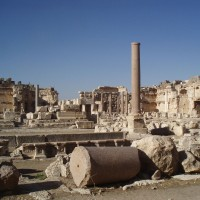 Baalbek Destroyed Ruins 200x200 Baalbek