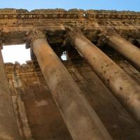 Baalbek Exterior of Bacchus Temple 200x200 Baalbek