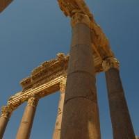 Baalbek Freestanding Columns 200x200 Baalbek