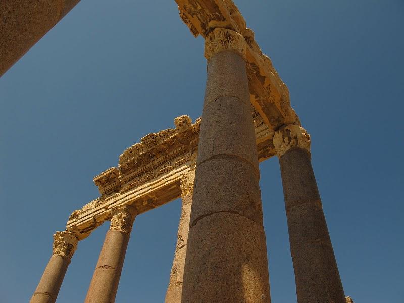 Baalbek Freestanding Columns