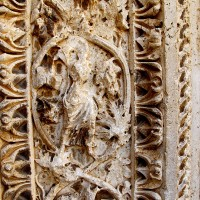 Baalbek Frieze on Entry Portal to Bacchus Temple 200x200 Baalbek