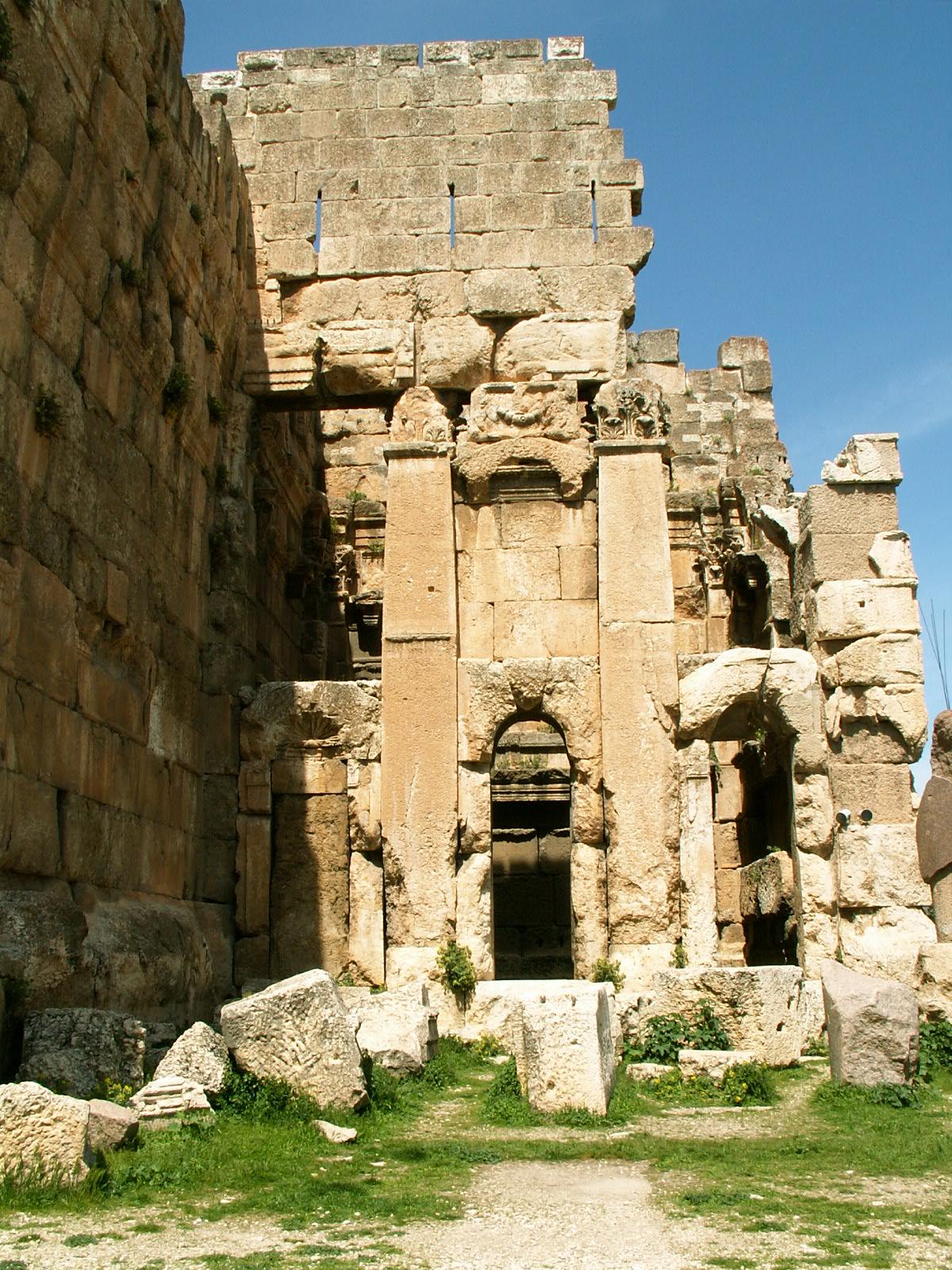 Baalbek Interior