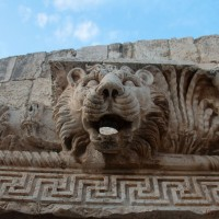 Baalbek Lebanon Lion Head Water Spout 200x200 Baalbek