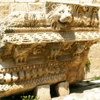 Baalbek Lion Head Water Spout Ancient Engineering 200x200 Baalbek