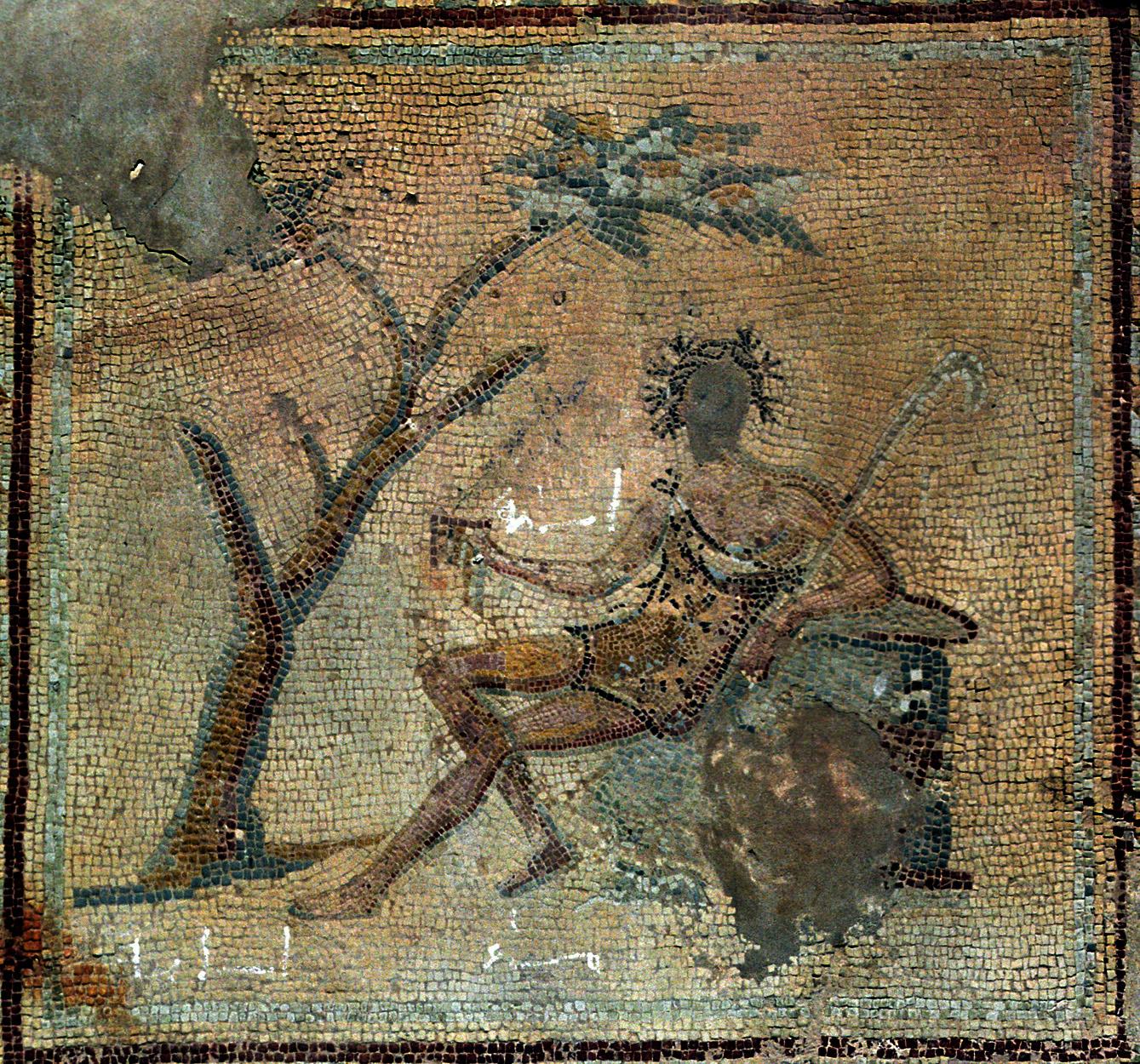 Baalbek Motif Art